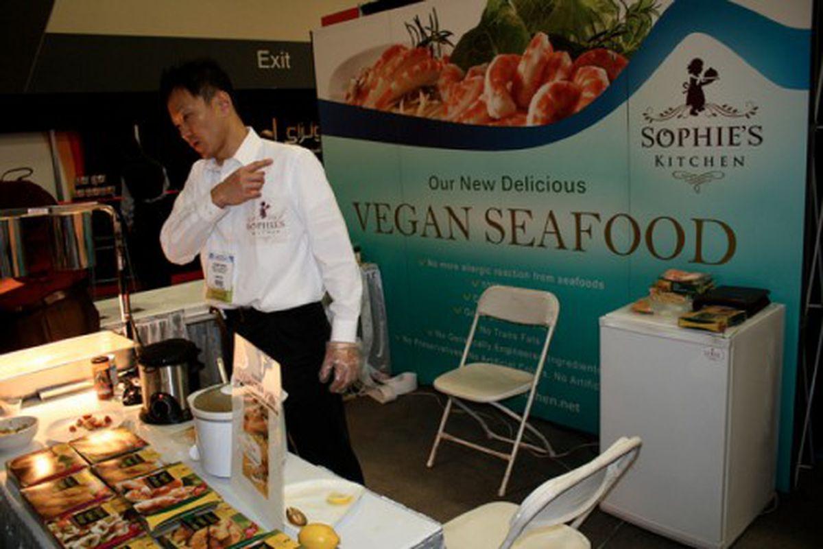 Vegan Seafood exists.
