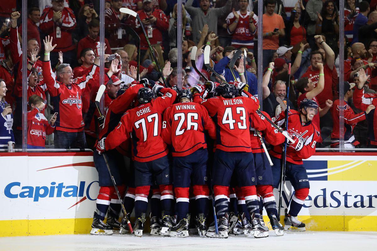 Toronto Maple Leafs v Washington Capitals - Game Five