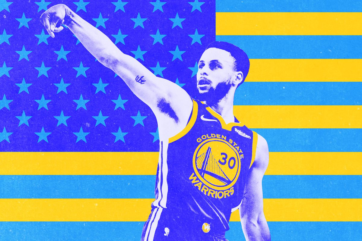 sale retailer a756e 6f095 Steph Curry Is Already Laying the Groundwork for the Year of ...