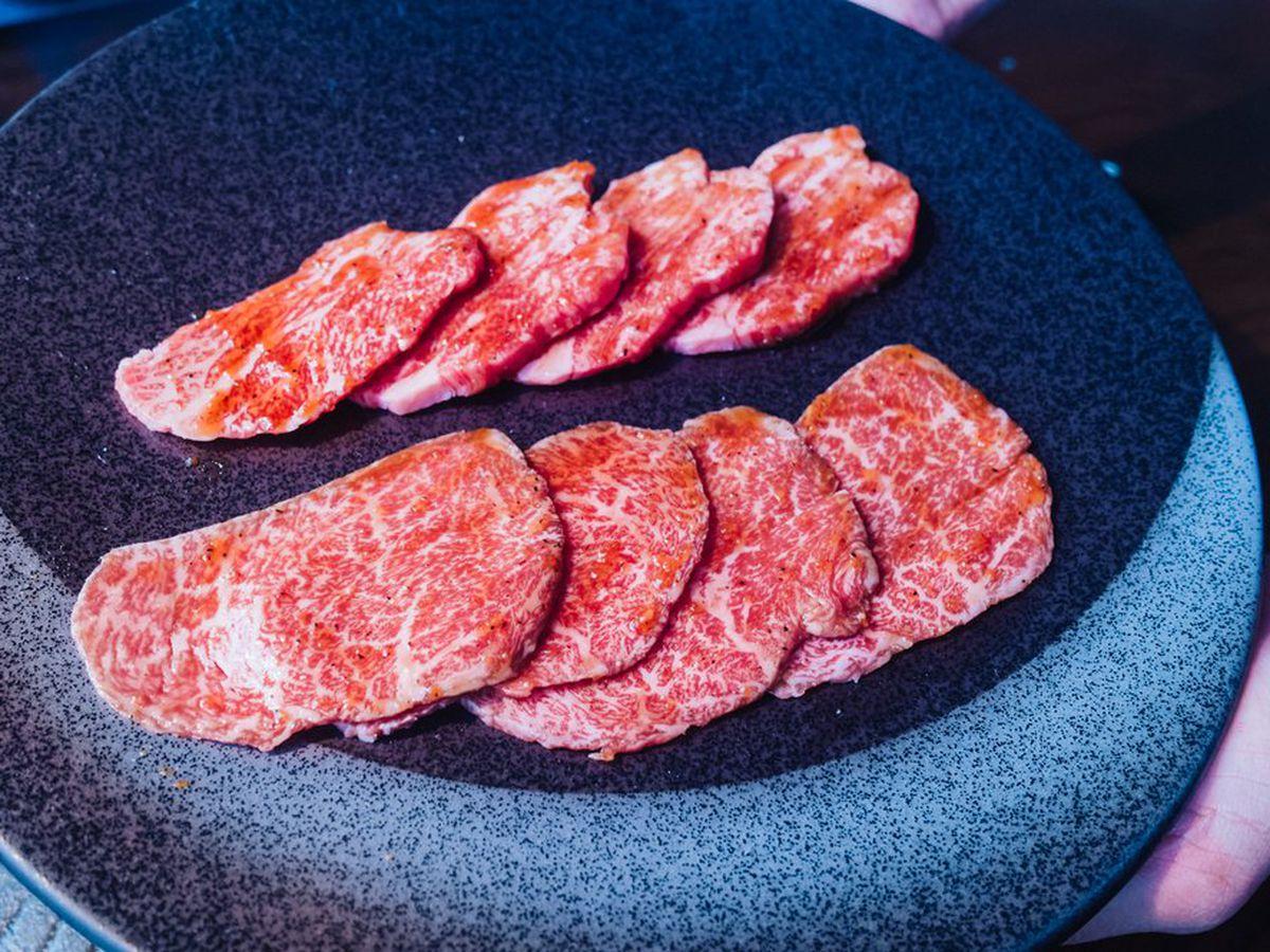Meat at Yazawa, Beverly Hills