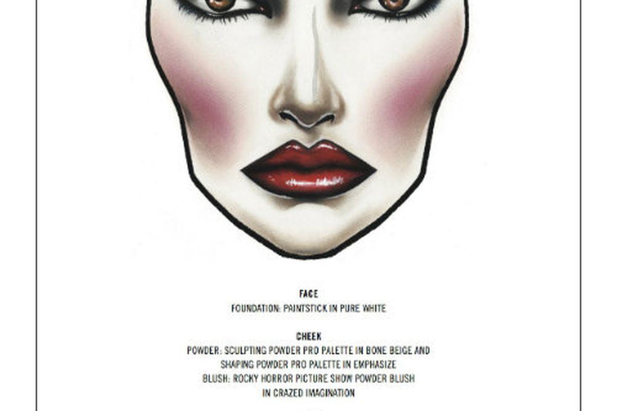 Image via MAC Cosmetics