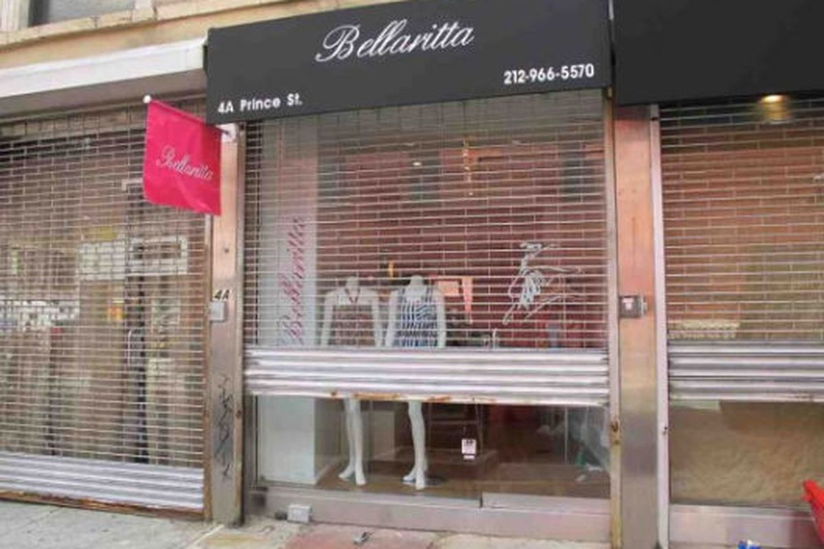 """Image via <a href=""""http://www.boweryboogie.com/2011/07/bellaritta-and-supra-nyc-take-over-at-4-prince-street/"""">Bowery Boogie</a>"""