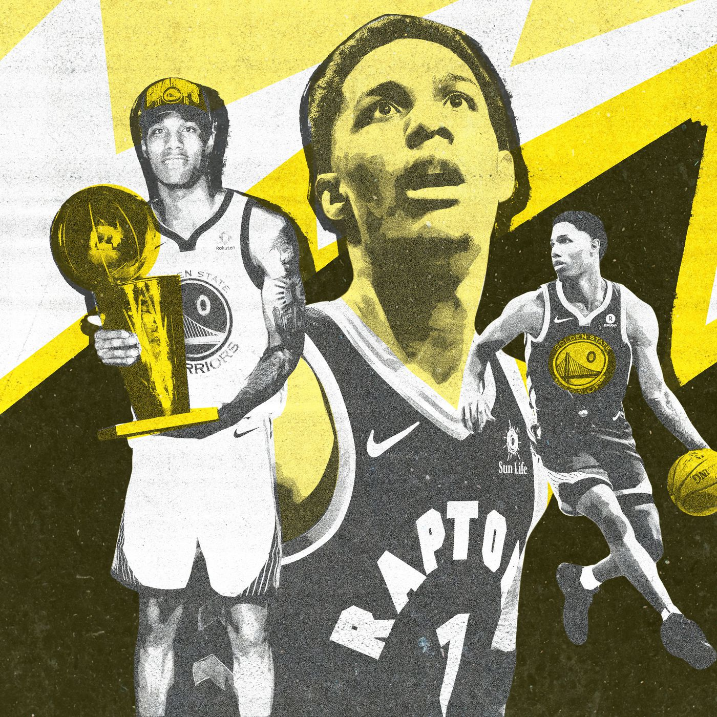 af822634685c9 Three-Pat: How Patrick McCaw Made History In the 2019 NBA Finals - The  Ringer