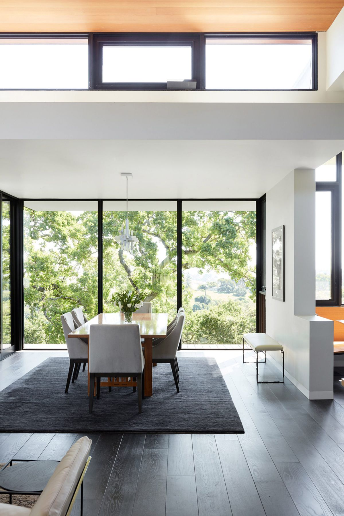 Stunning California Home Was Inspired By Oak Trees Curbed