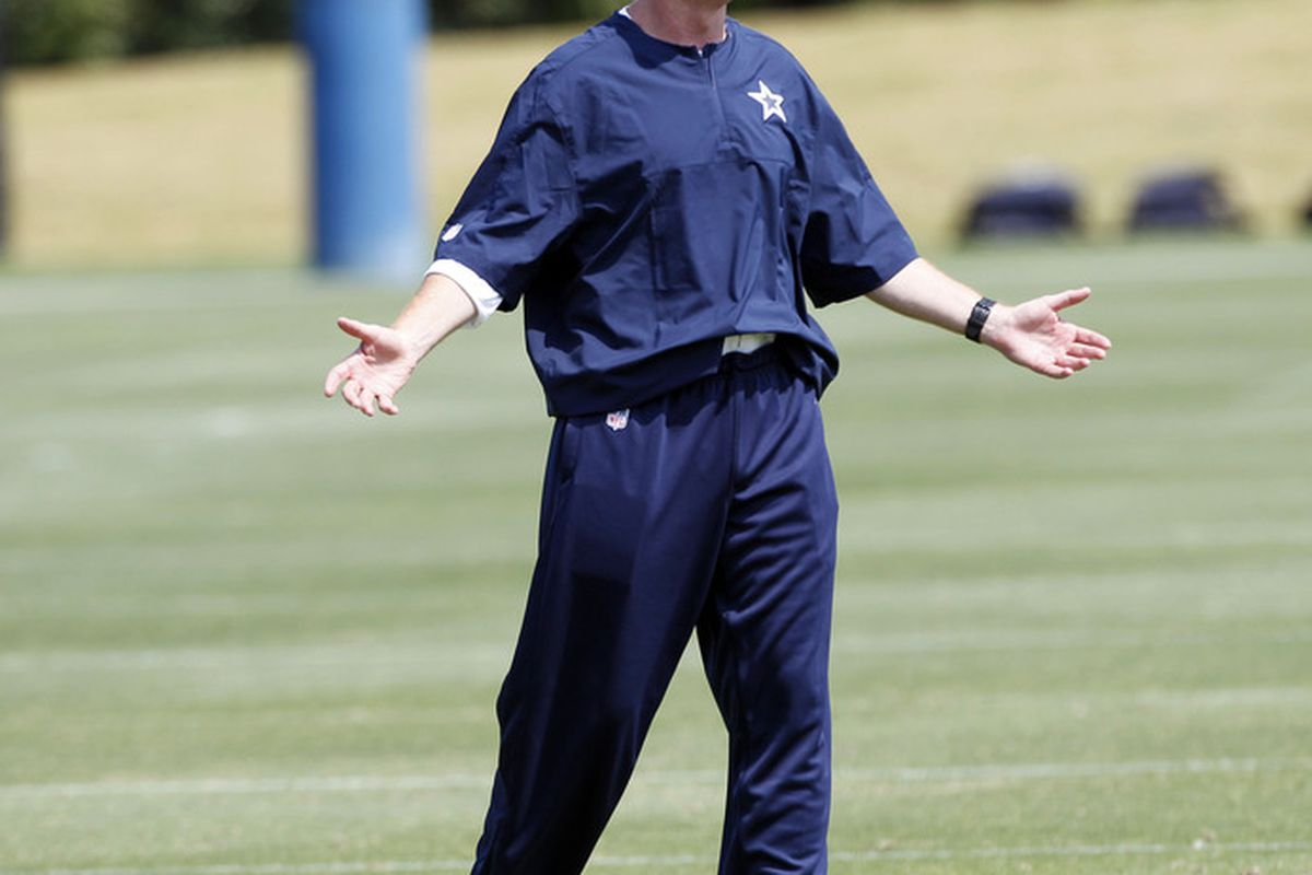 For Dallas Cowboys head coach Jason Garrett, RKG is not just a term to apply to players.