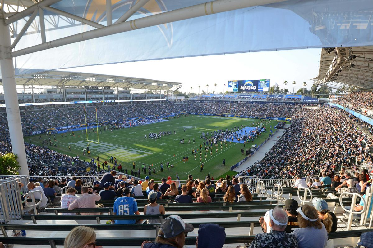 df853c849b5 The Stubhub Center