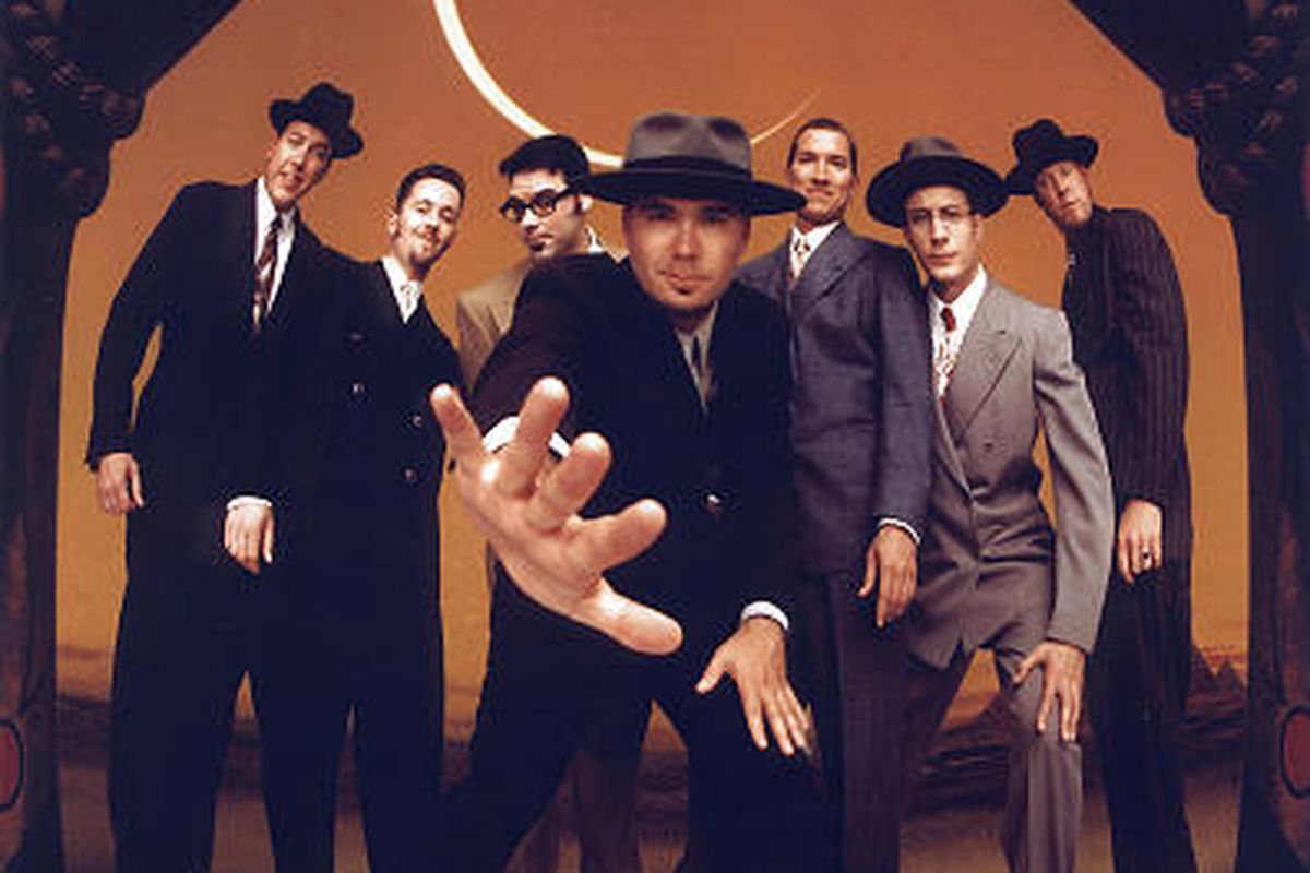 Big Bad Voodoo Daddy will perform Monday at the SCERA Outdoor Theater.