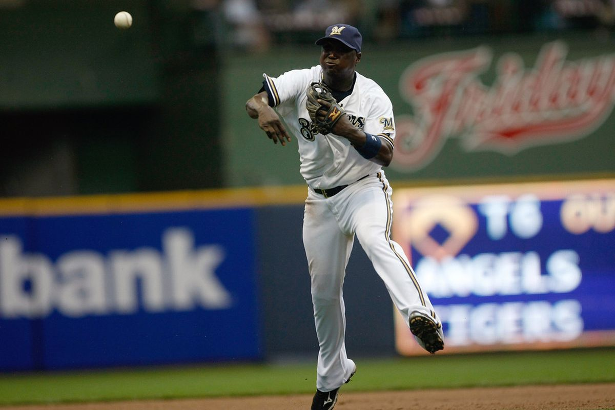 Has Yuni been the answer all along? (Photo by Scott Boehm/Getty Images)