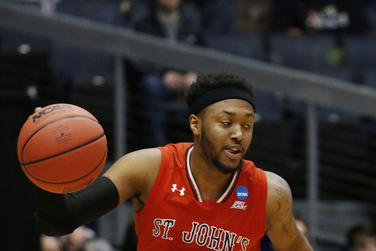 NCAA Basketball: NCAA Tournament First Four-Arizona State Sun Devils vs St. John's Red Storm