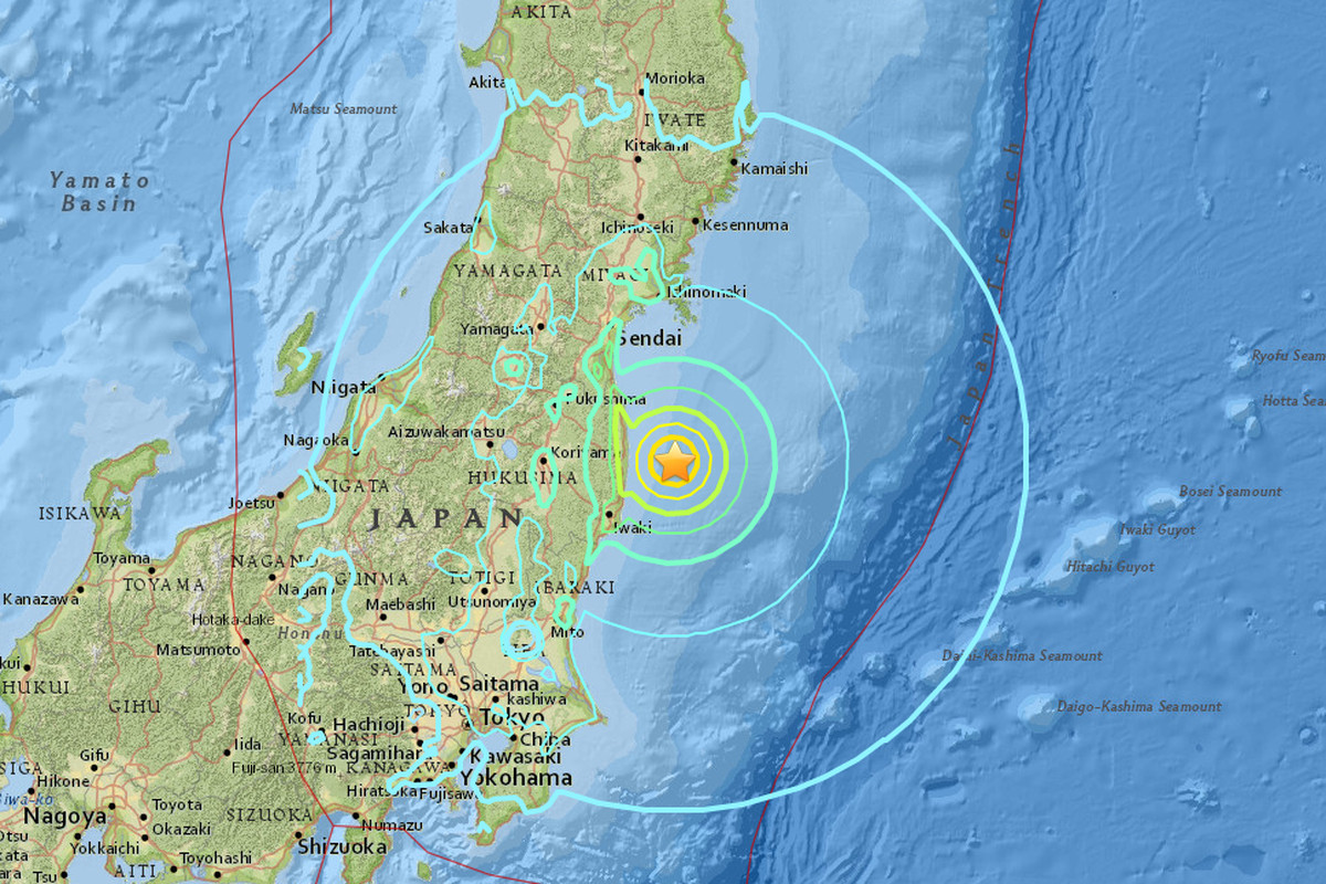 Japan's tsunami warning system worked well in today's major