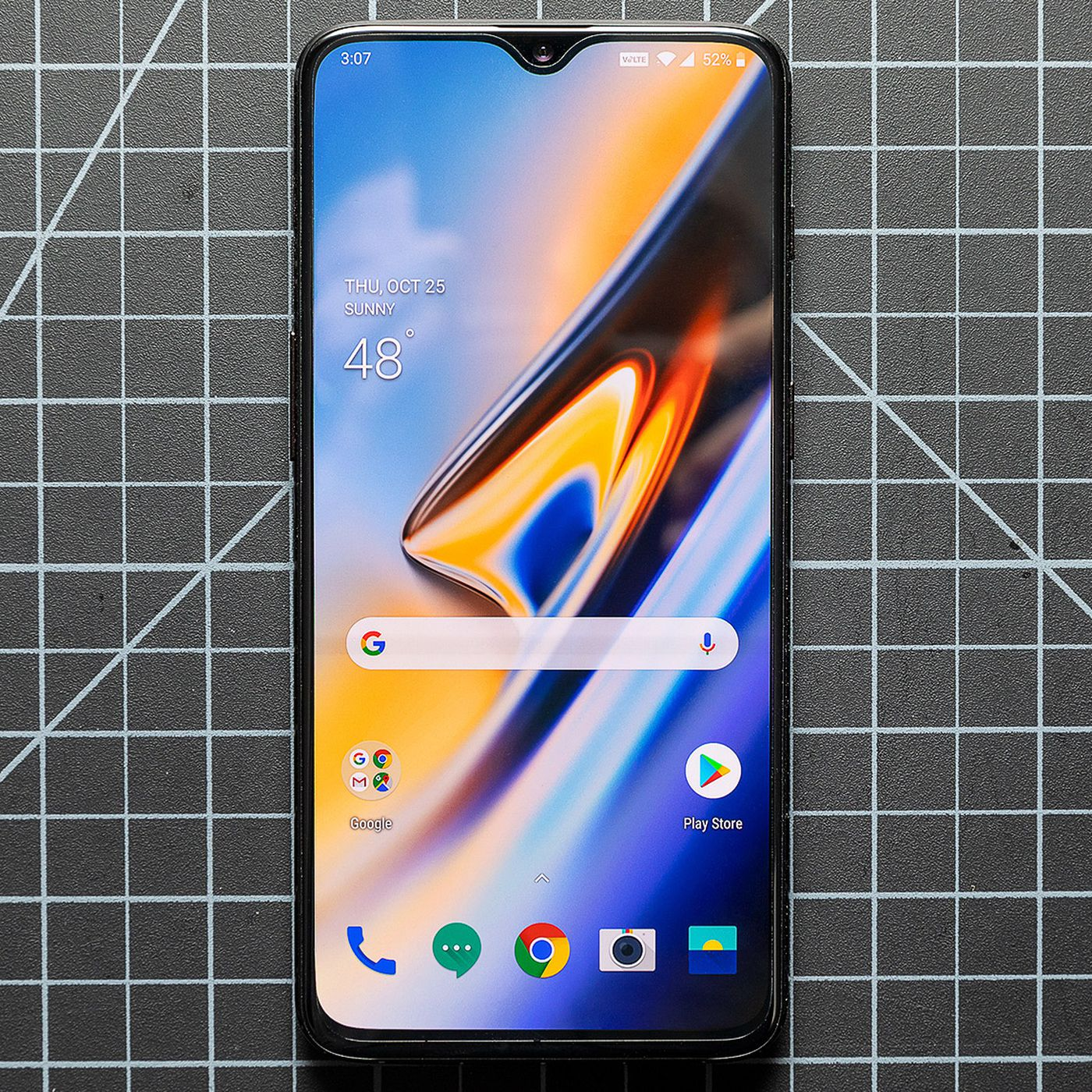 OnePlus 6T review: revised formula, same results - The Verge