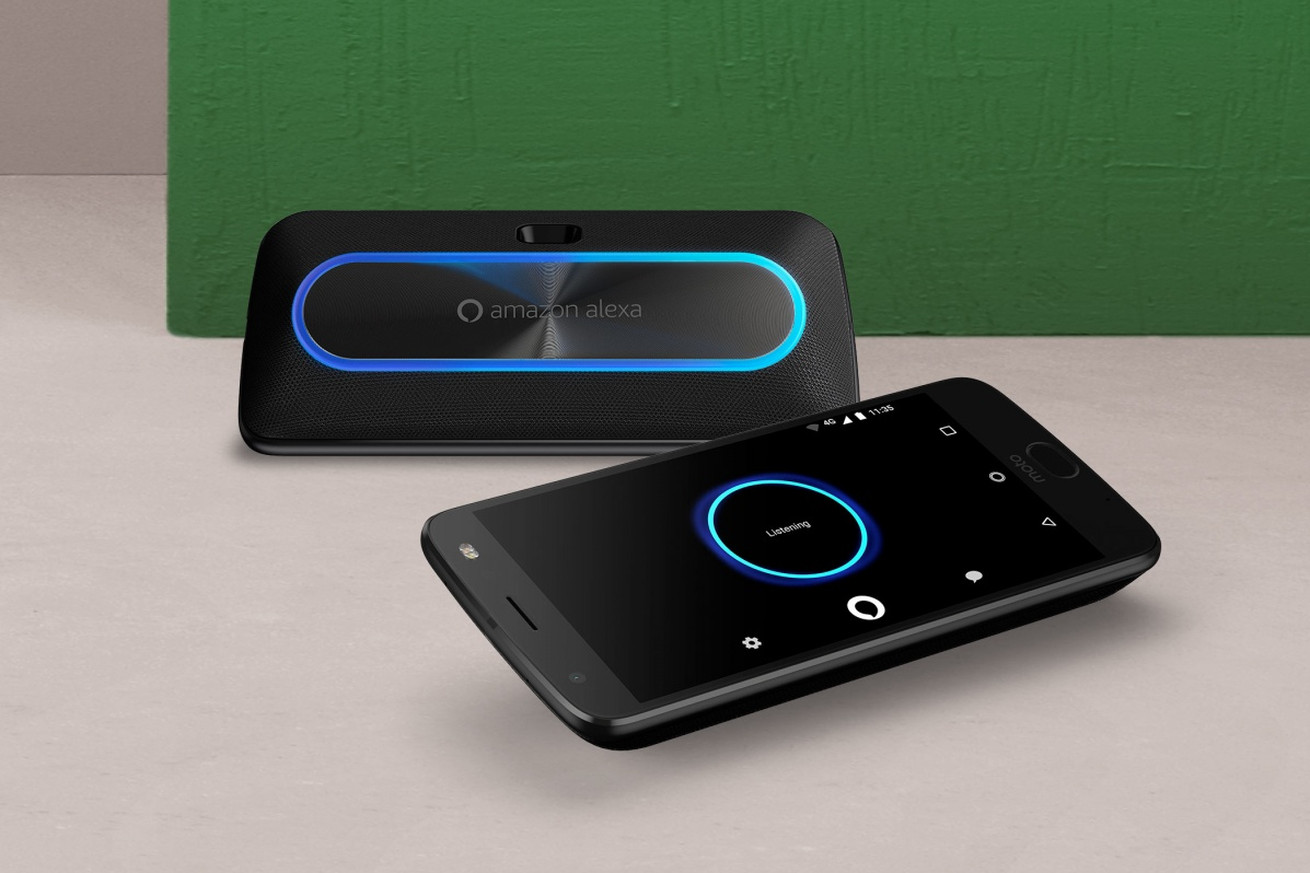 motorola s 150 alexa moto mod is available for preorder on november 7th
