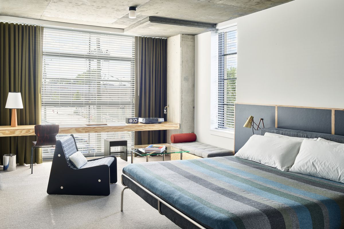 West Loop Ace Hotel Officially Opens Curbed Chicago