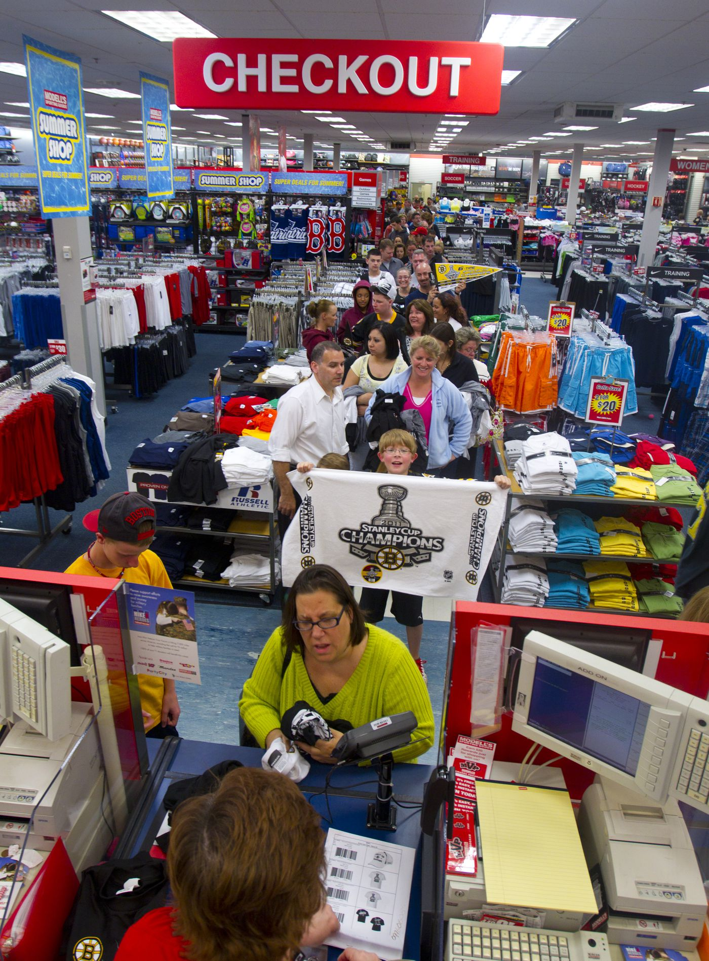 The Death of the Great American Sporting Goods Store - Racked