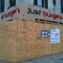 """Just Burgers via <a href=""""http://mlkshk.com/p/1MQK"""" rel=""""nofollow"""">Adam Kuban</a>"""