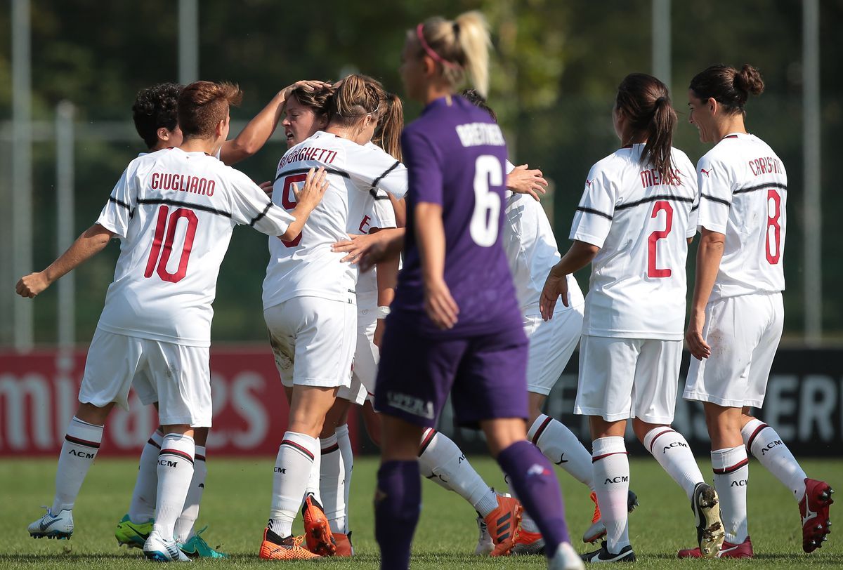 AC Milan Women v Fiorentina Women - Serie A