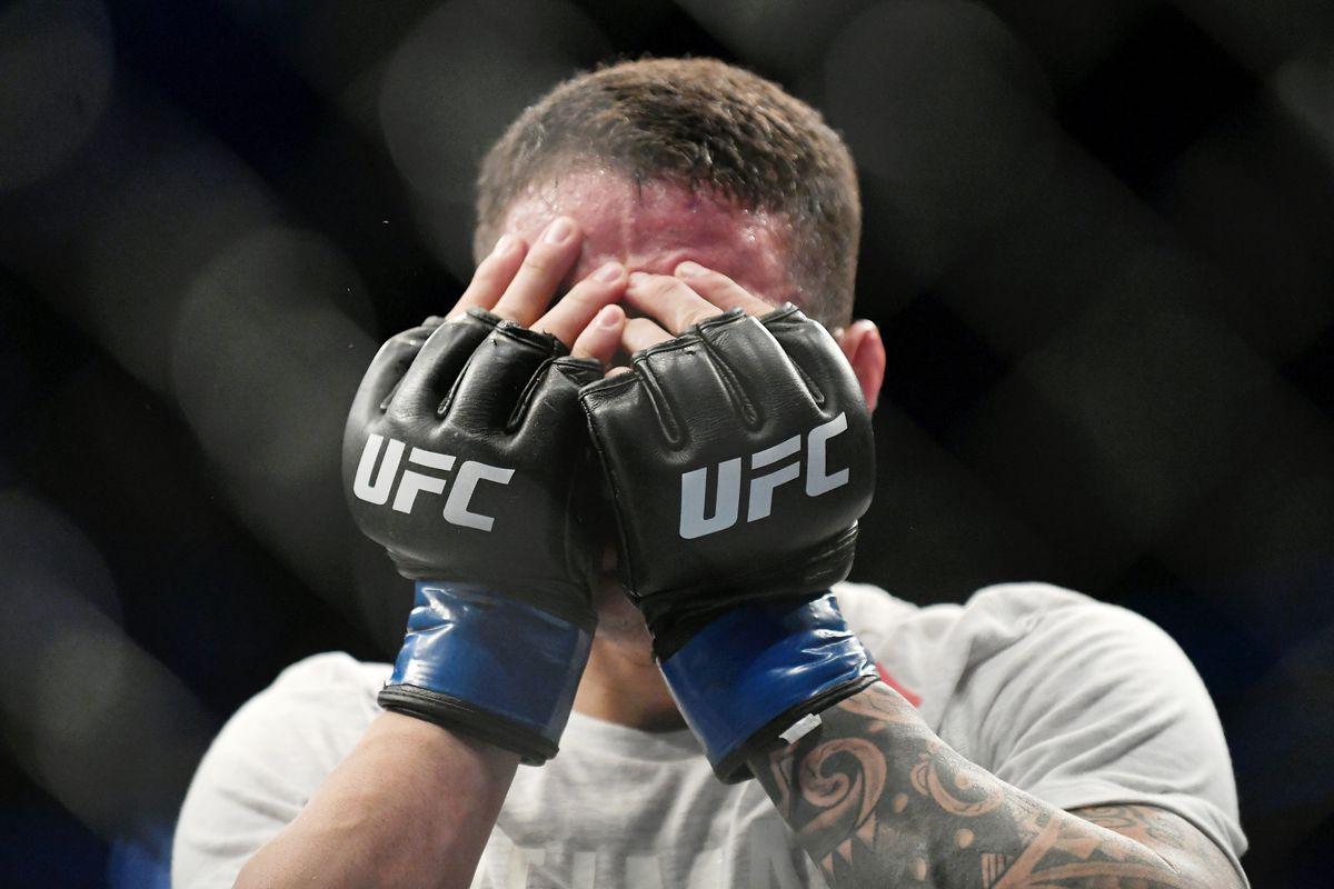 MMA: UFC Fight Night-San Antonio-Pilarte vs Colares
