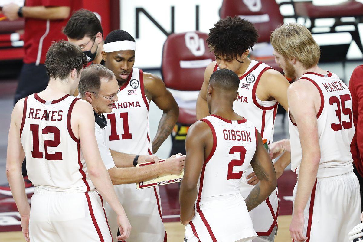 NCAA Basketball: Oklahoma State at Oklahoma
