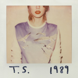1989 album cover