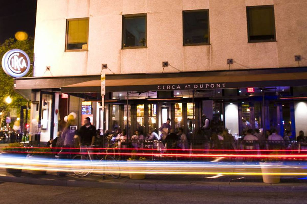 The Flagship Circa Bistro In Dupont Circle Photo