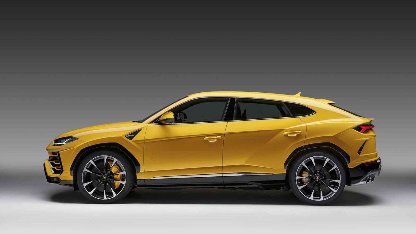 The Lamborghini Urus And The Case For Super Luxury Suvs The Verge