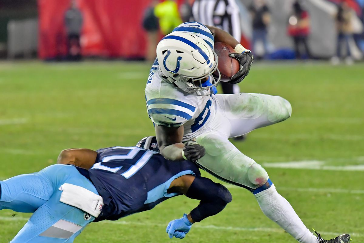 Indianapolis Colts By The Numbers Week 17 Offensive Stats