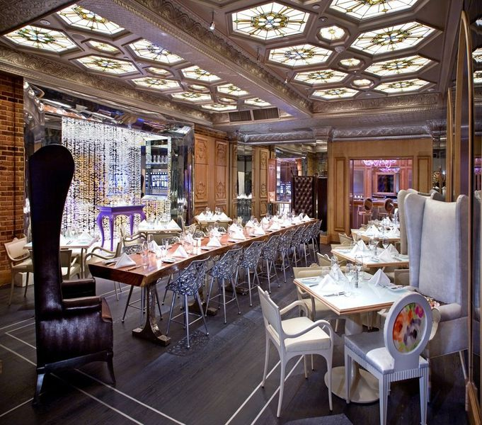 13 of miami 39 s most iconic dining rooms eater miami for World s most beautiful dining rooms