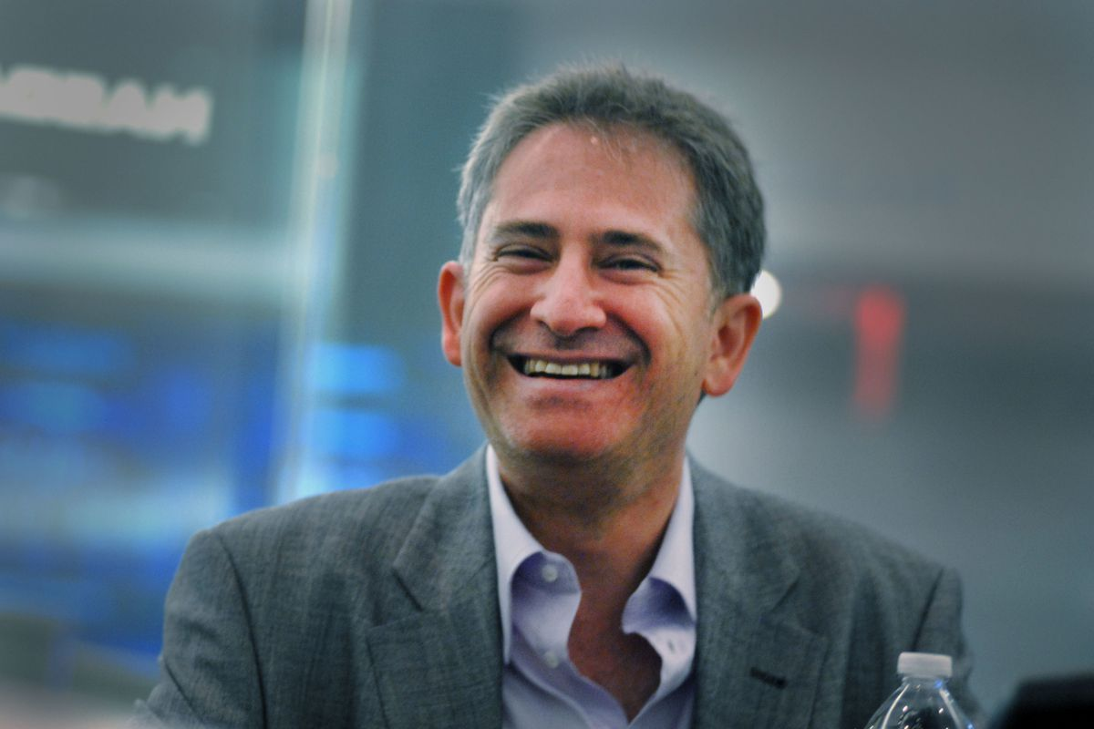 USA - Business - Blizzard Entertainment Mike Morhaime CEO