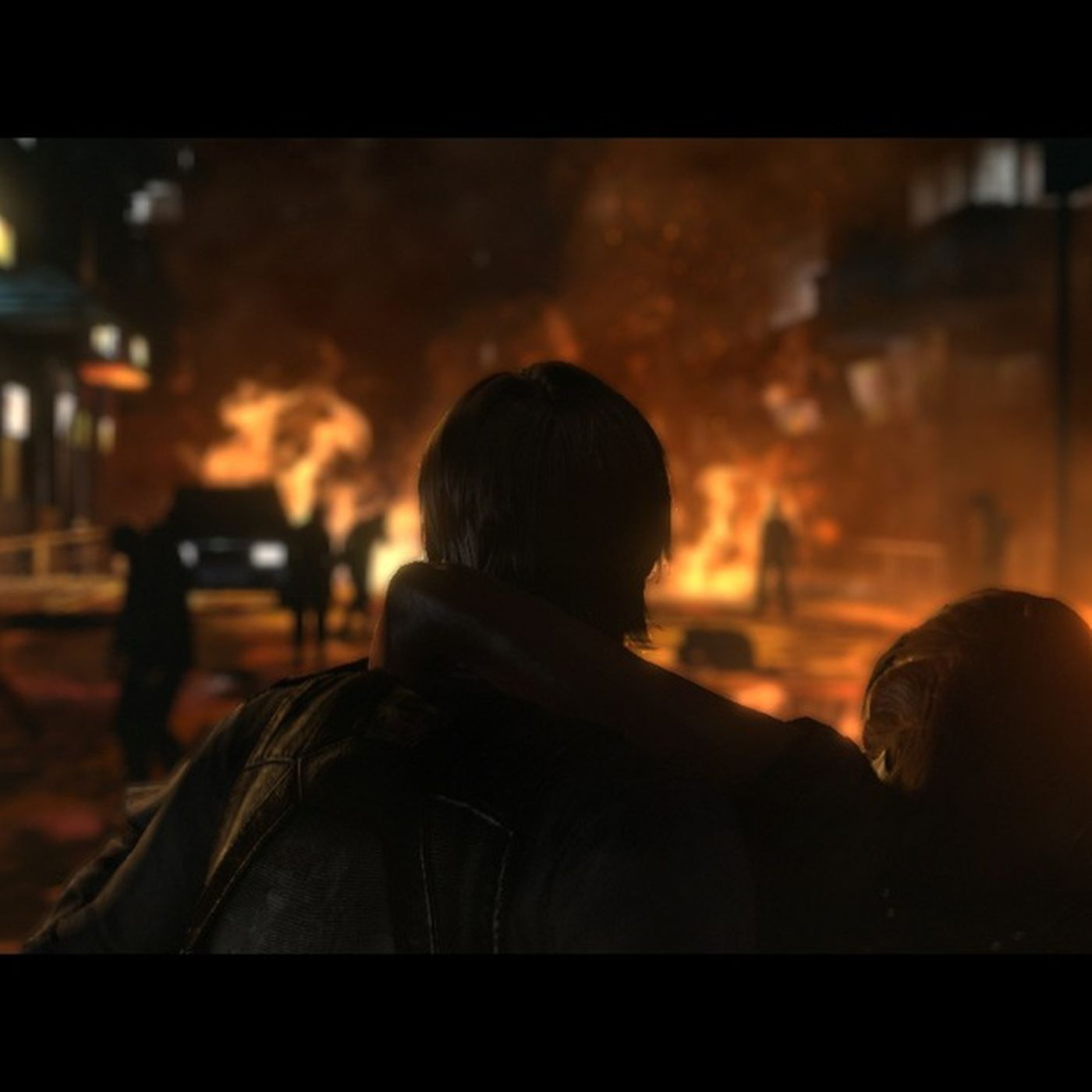 Resident Evil 6 Preview Leon And Chris Together At Last Polygon