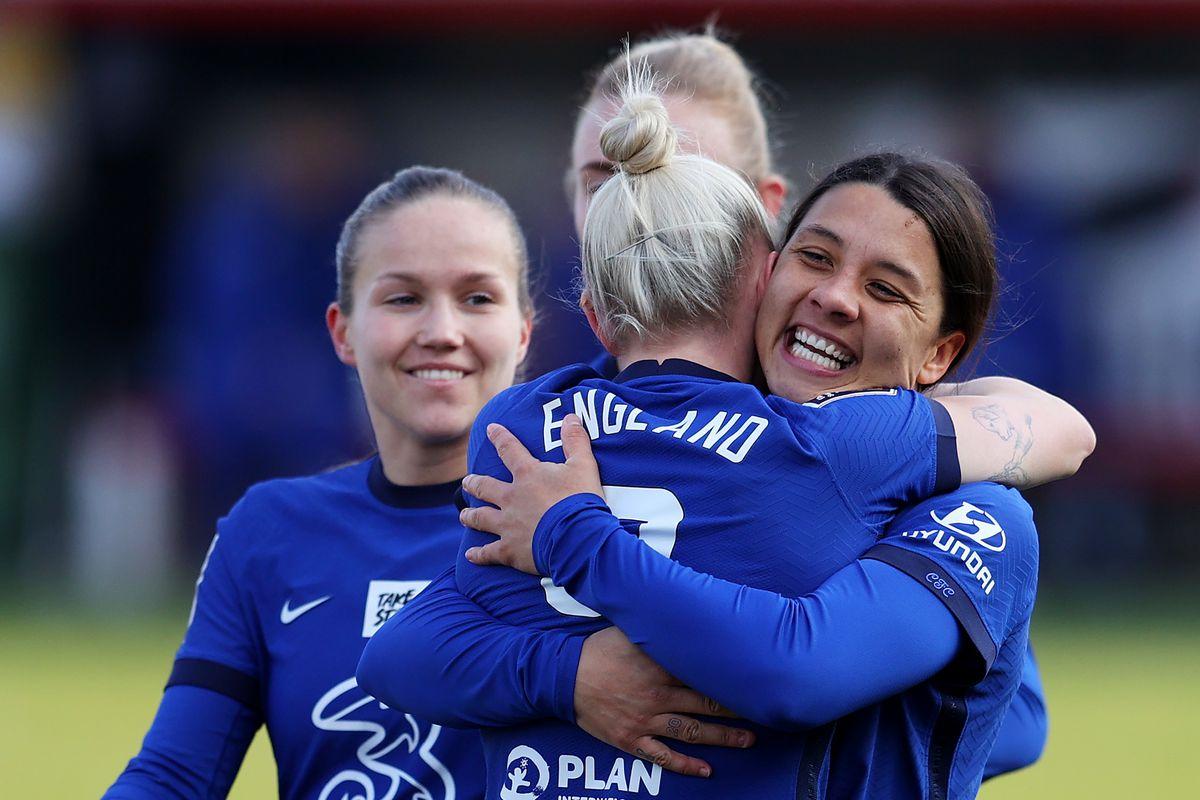 West Ham United Women v Chelsea Women - Barclays FA Women's Super League