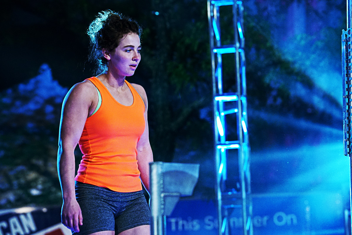 Brittany Maddocks: Start Line