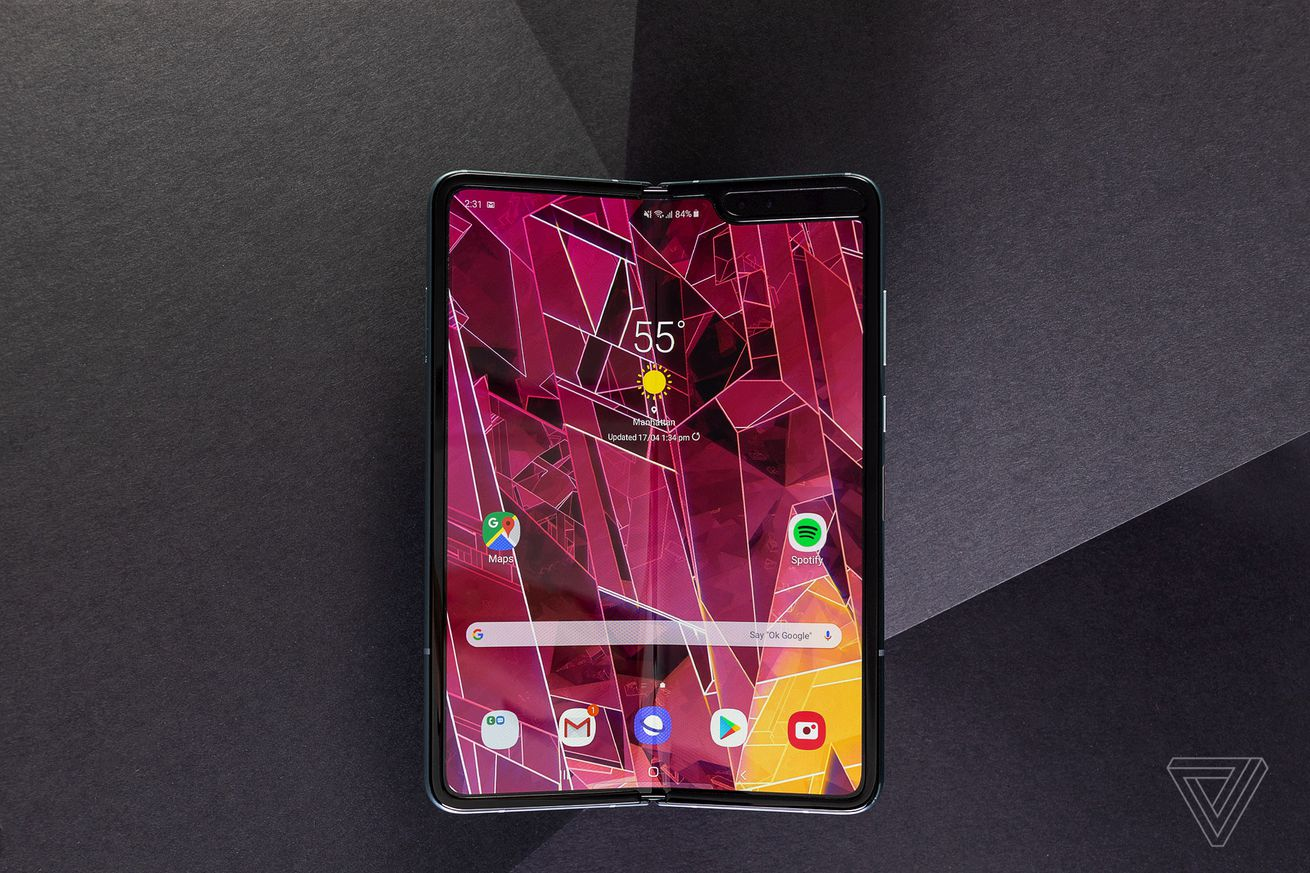 samsung has reportedly postponed the galaxy fold s launch in china