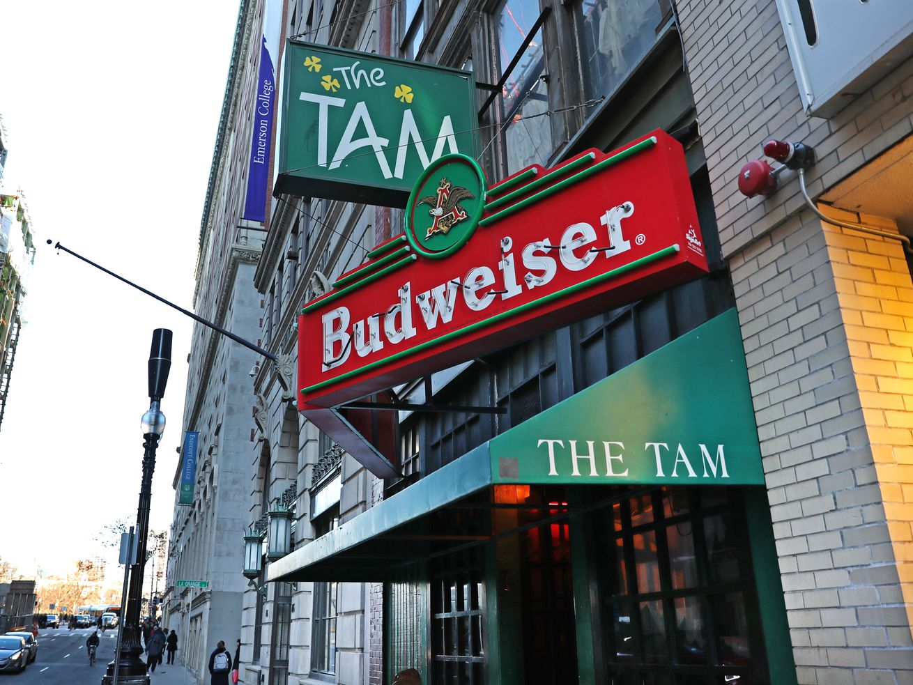 The Tam In Boston's Theatre District Temporarily Closed