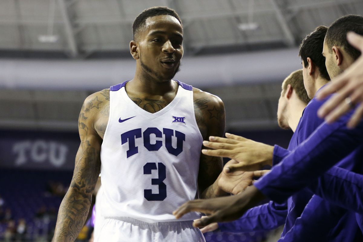 NCAA Basketball: Alabama State at Texas Christian