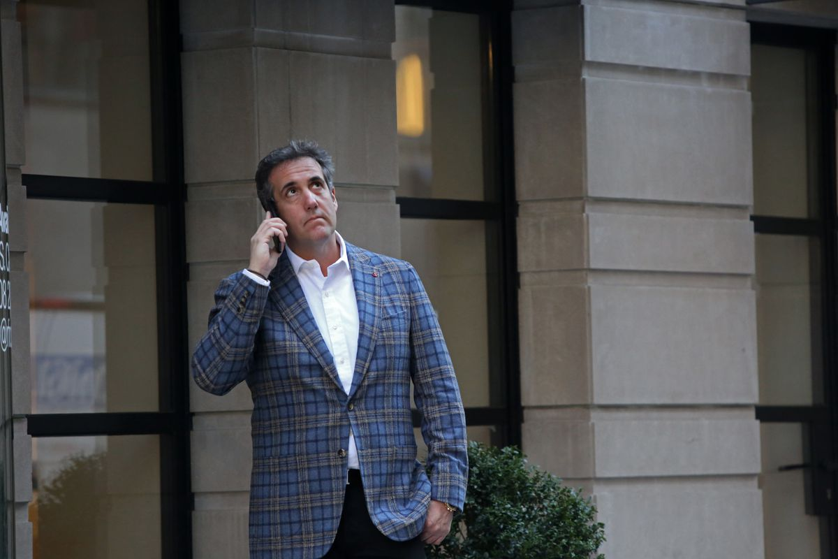 'So ordered': Court grants Trump request to intervene in Michael Cohen case