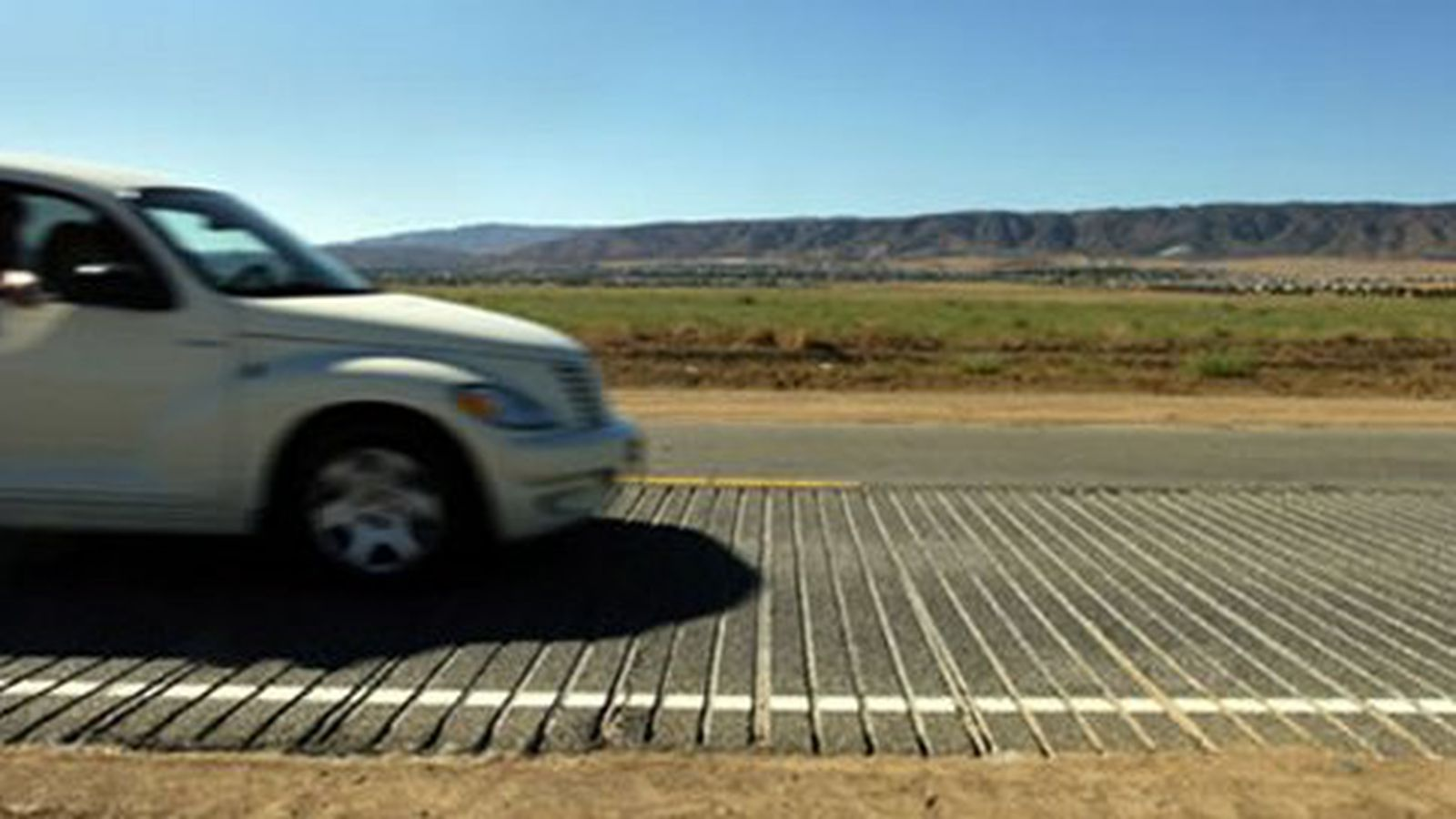 Cars For Sale Los Angeles >> Hungary's 'musical road' will sing to drivers going at the right speed - Curbed