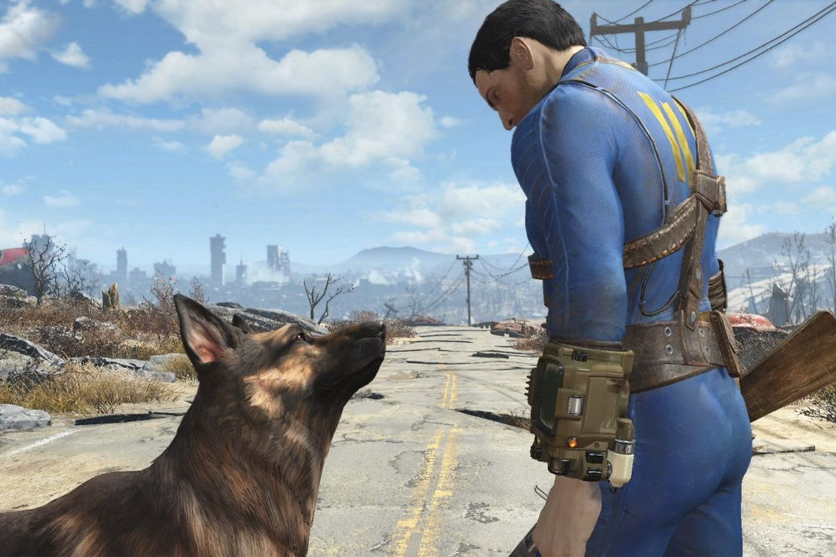 Fallout 4 has an infinite money glitch thats easy to pull off polygon you may have heard or experienced for yourself that fallout 4 is not a particularly easy game for those looking for a slight edge to help them through solutioingenieria Gallery