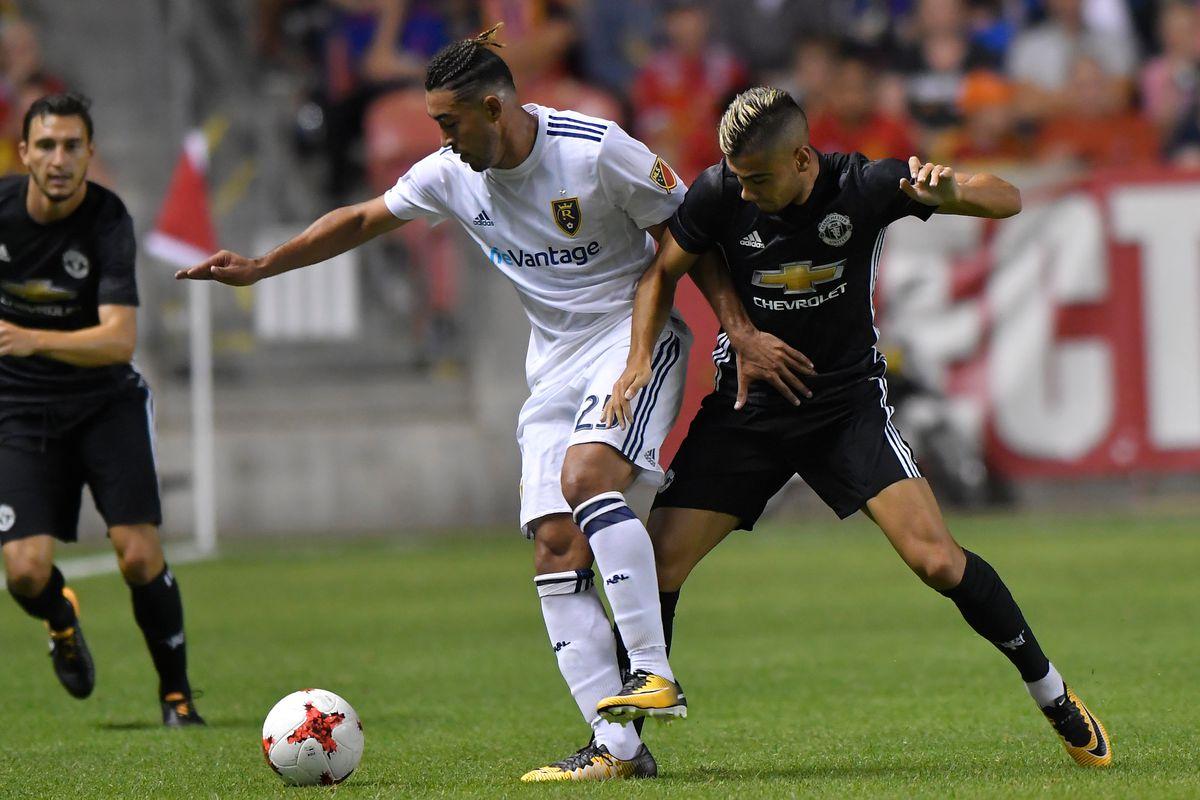 Manchester United v Real Salt Lake