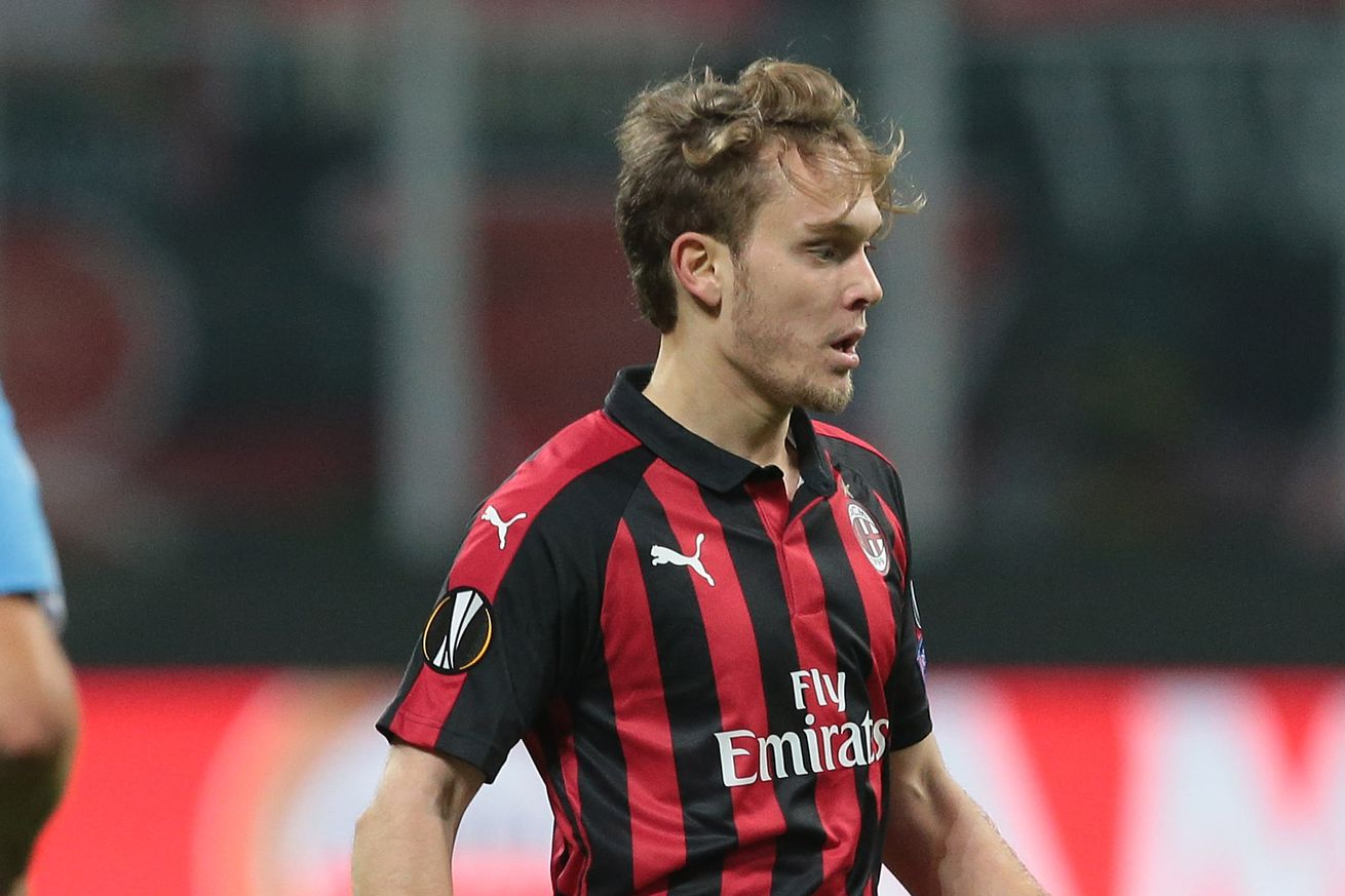 Alen Halilovic looks to be on his way out of AC Milan with reported interest from Besiktas