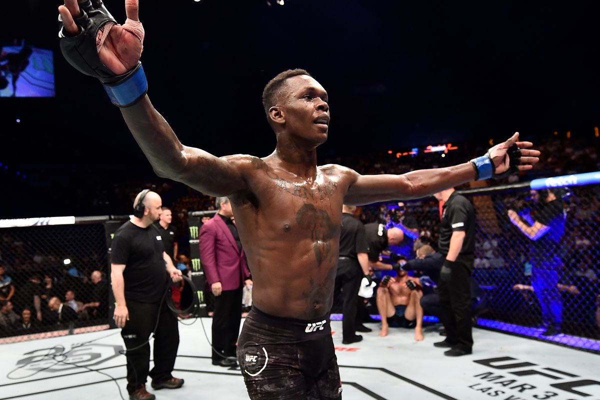 israel adesanya - photo #27