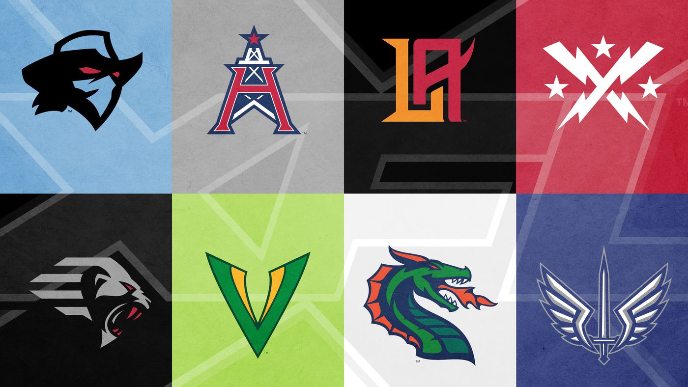 Renegades. Guardians. Defenders. Ranking the Team Names and Logos for the XFL.