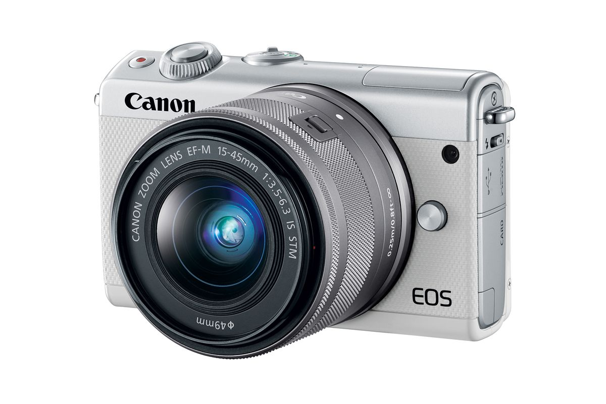 Canon's new mirrorless camera is like an M5 in a smaller (and ...