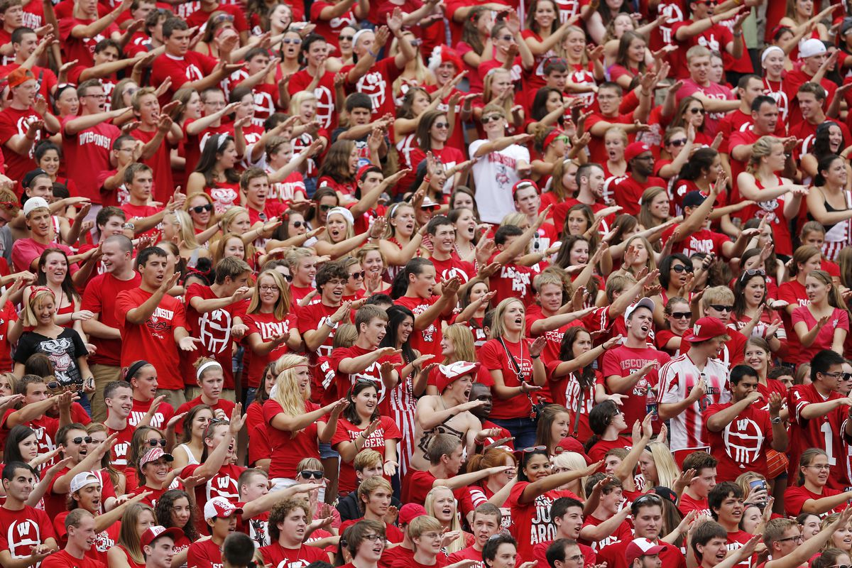 Wisconsin football student season tickets sell out in ...