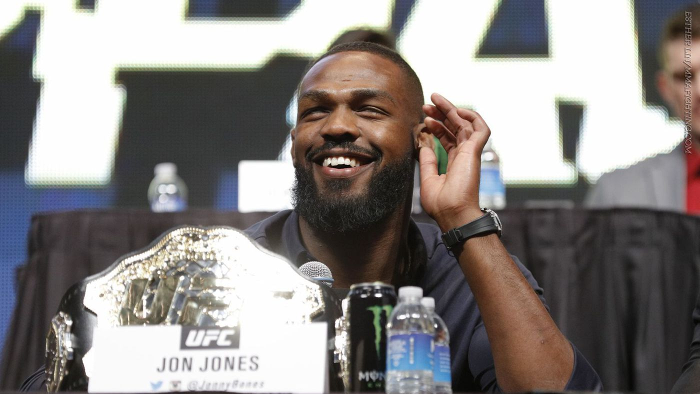 Candid Thiago Santos understands he's probably screwed in UFC 239 fight against Jon Jones