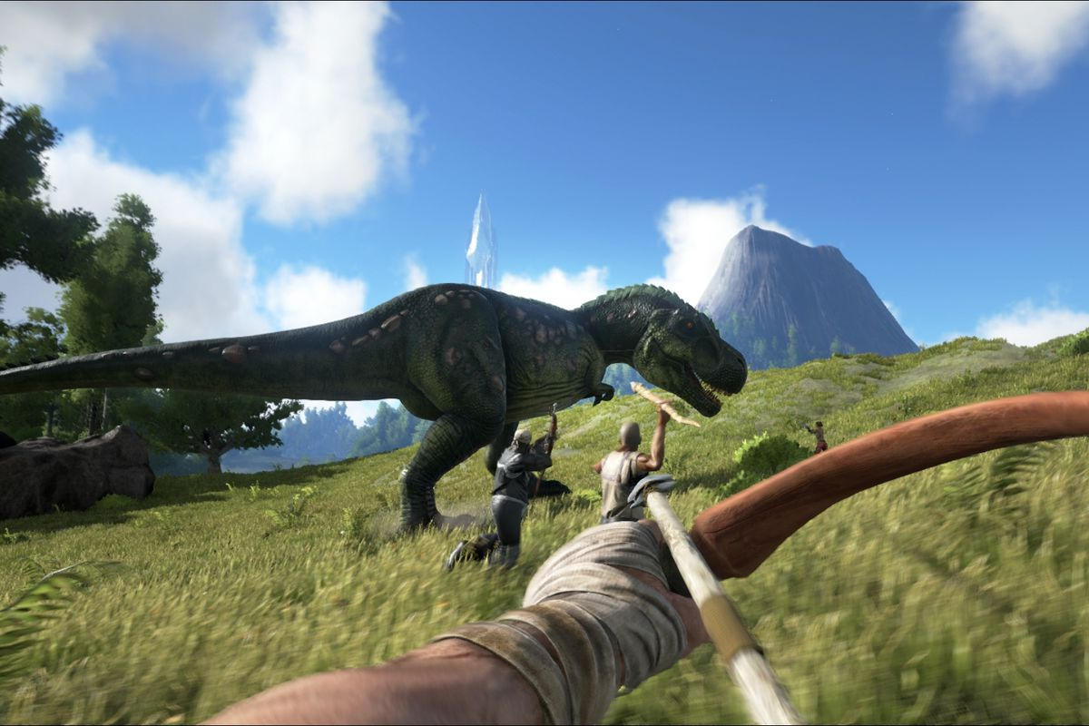 Ark: Survival Evolved arrives on Xbox One early access next