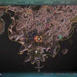 Rage 2 BFG map