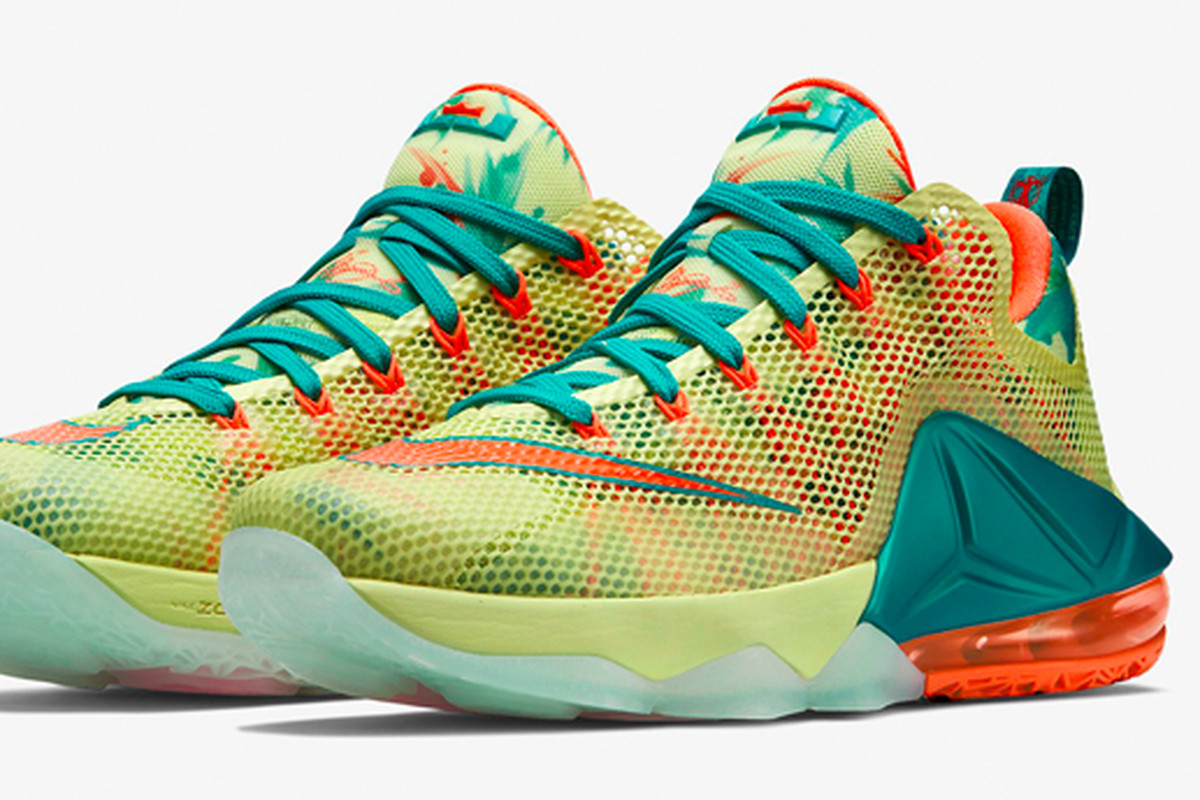 Nike honors Arnold Palmer and LeBron James with its newest entry to the   LeBronold Palmer  squad. f80285490