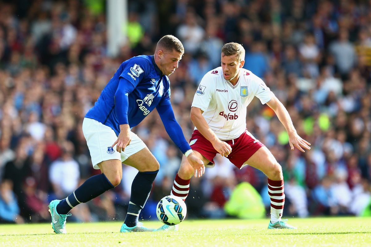 Tom Cleverley and Ross Barkley