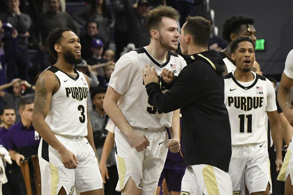 purdue basketball ranking 2020