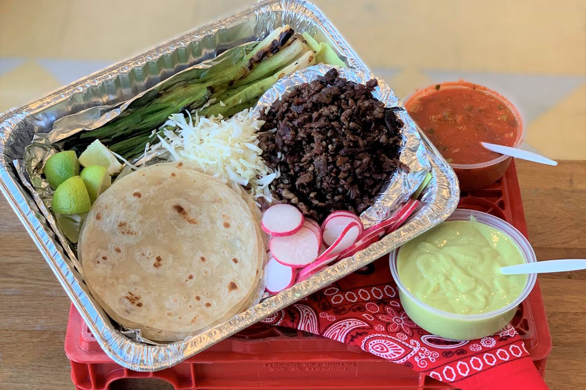 Ordering a Taco Kit Is the Best Way to Eat the Mexican Staple at Home -  Eater LA